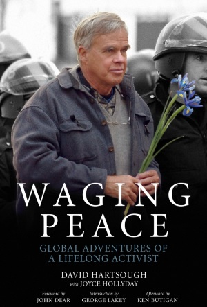 Waging Peace--book by David Hartsough